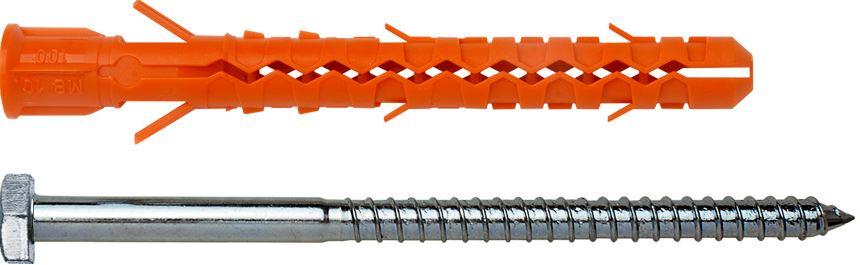 Mungo MB-SS Fassadendübel mit 6-kant-Schraube 1121924