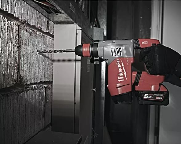 Milwaukke Akku-Bohrhammer M18 CHPX-0X