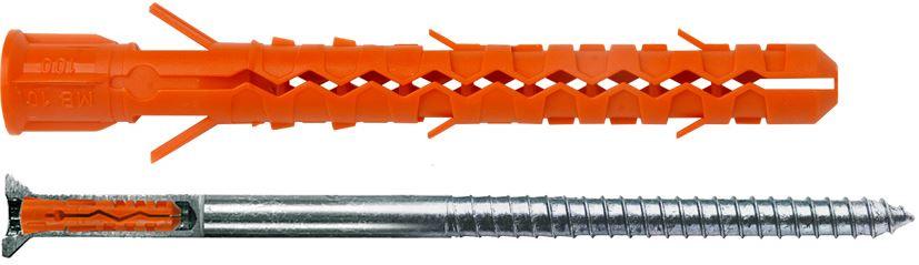 Mungo MB-SK Fassadendübel inkl. Schraube mit Kopflochbohrung MN5/T40 1121824