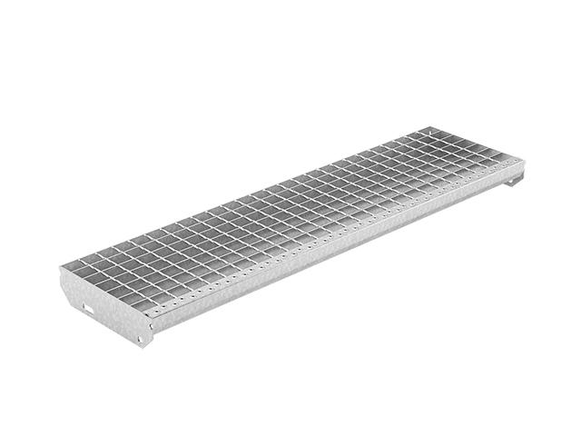 Treppenstufen nach DIN 24531 & DIN EN ISO 14122-3
