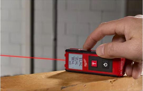 Milwaukee Laser Entfernungsmesser LDM30