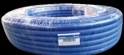 Gummischlauch für Druckluft, 2-fach gewebeverstärkt, Arbeitsdruck 20 bar