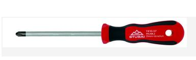 STUBAI Schraubendreher 2-Komponenten Griff DIN5265
