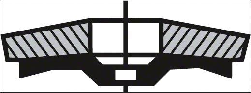 Bosch Fächerscheibe (Lamellenscheibe) X-LOCK