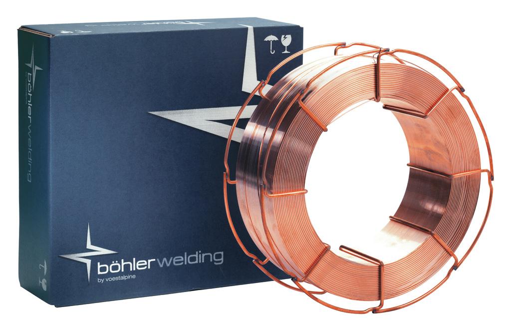 Schweißdraht - Schutzgas Böhler EMK6