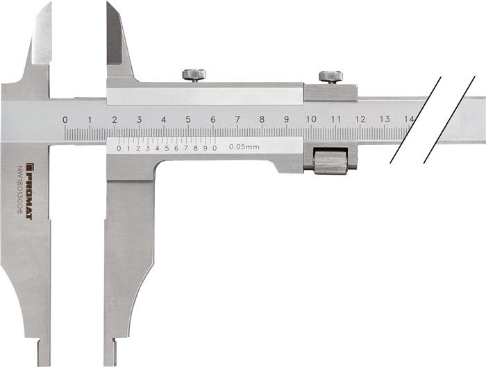 Werkstatt- und Kontroll Messschieber DIN 862