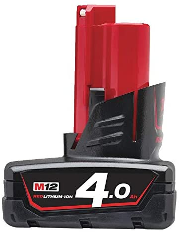 Milwaukee Akku M12, 12 V