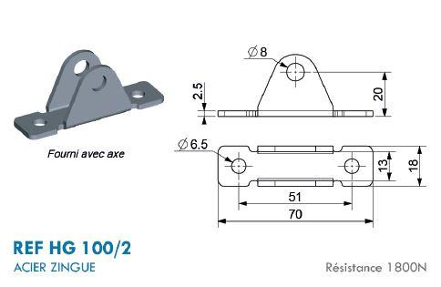 Halter HG 100/2