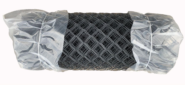 Aluminium Maschendrahtzaun 4-Eckgeflechtet