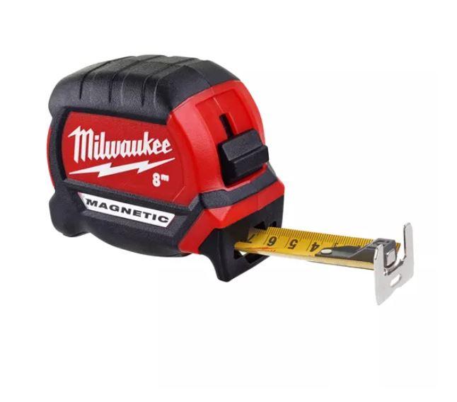 Milwaukee Rollmeter Premium Magnetisch EG-Klasse II