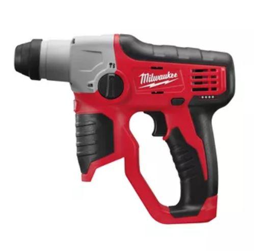 Milwaukee Akku-Bohrhammer M12 H-0