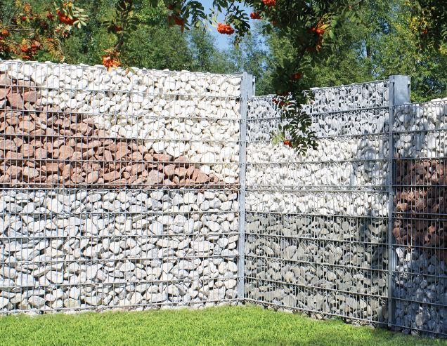 Steinmauerpfosten 120 mm Breite