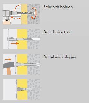 Mungo MDS Dämmstoffhalter Ø 90 mm 1180215